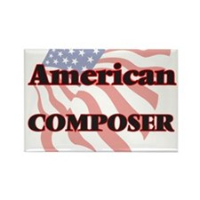 American Composer Magnets