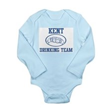 Cute Home team Long Sleeve Infant Bodysuit