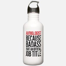 Audiologist Badass Water Bottle