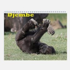 Djembe Wall Calendar