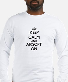 Funny Airsoft Long Sleeve T-Shirt