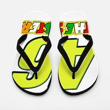 sister6 Flip Flops