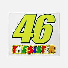 sister6 Throw Blanket