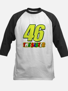 sister6 Baseball Jersey