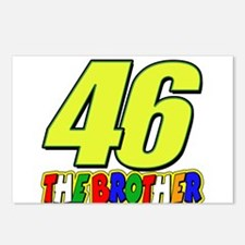 brother46 Postcards (Package of 8)