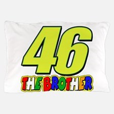 brother46 Pillow Case