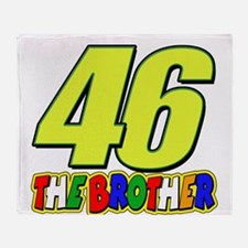 brother46 Throw Blanket