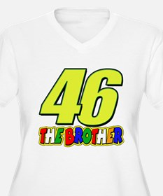 brother46 Plus Size T-Shirt