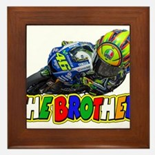 brotherbobble Framed Tile