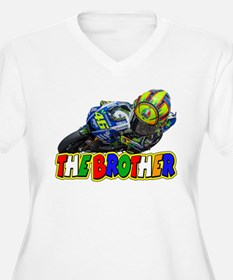 brotherbobble Plus Size T-Shirt