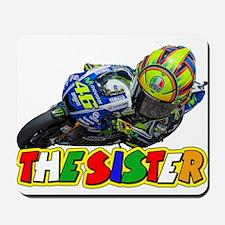 sisterbobble Mousepad