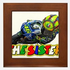sisterbobble Framed Tile