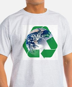 Funny Reduce%2c reuse%2c and recycle T-Shirt