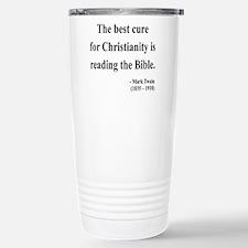 Funny Mark Travel Mug
