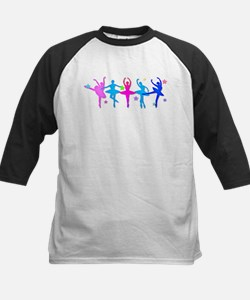 Cute Girls ballet Tee