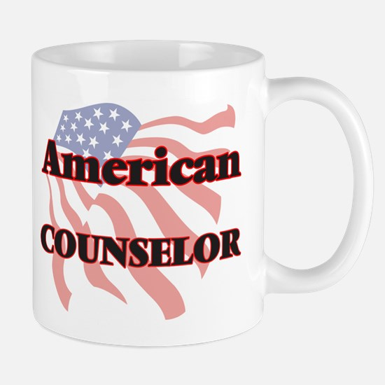 American Counselor Mugs