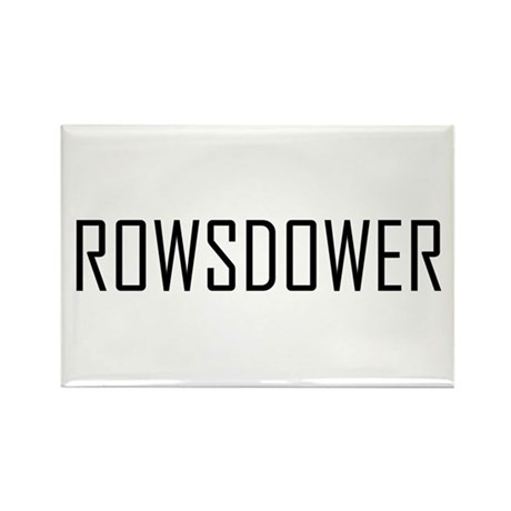 Rowsdower Rectangle Magnet (10 pack)