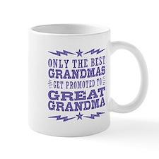 Great Grandma Small Mugs