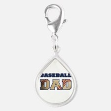 baseball dad Charms