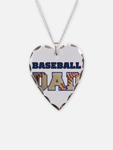 baseball dad Necklace