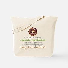 Organic Donuts - Tote Bag