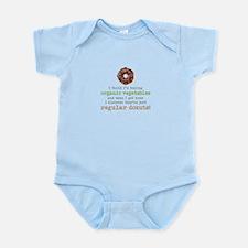 Organic Donuts - Infant Bodysuit