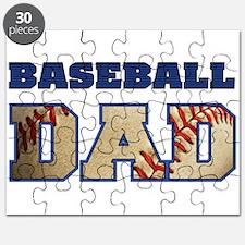 baseball dad Puzzle