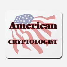 American Cryptologist Mousepad