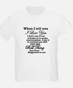 best thing that ever T-Shirt