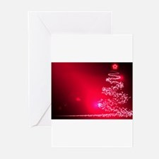 Cute Happy new year merry christmas Greeting Cards (Pk of 10)