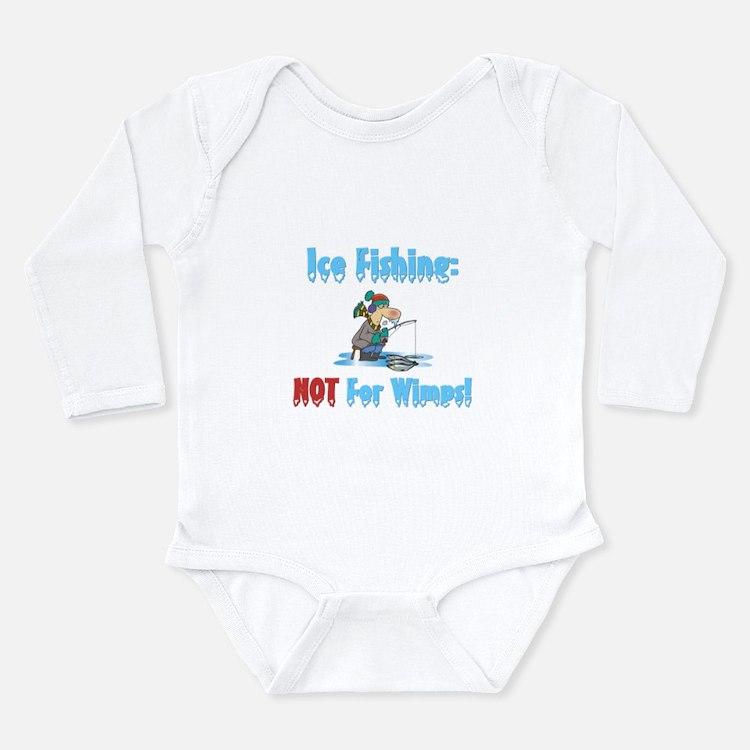 Cute Winter sports ice curling Long Sleeve Infant Bodysuit