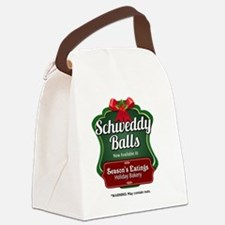 Schweddy Balls Canvas Lunch Bag