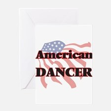 American Dancer Greeting Cards