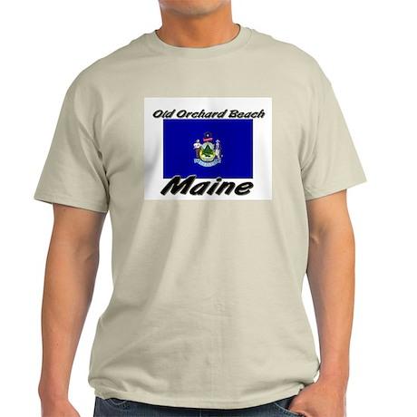 Old Orchard Beach Maine Light T-Shirt