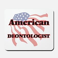 American Deontologist Mousepad