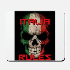 Italia Rules Mousepad