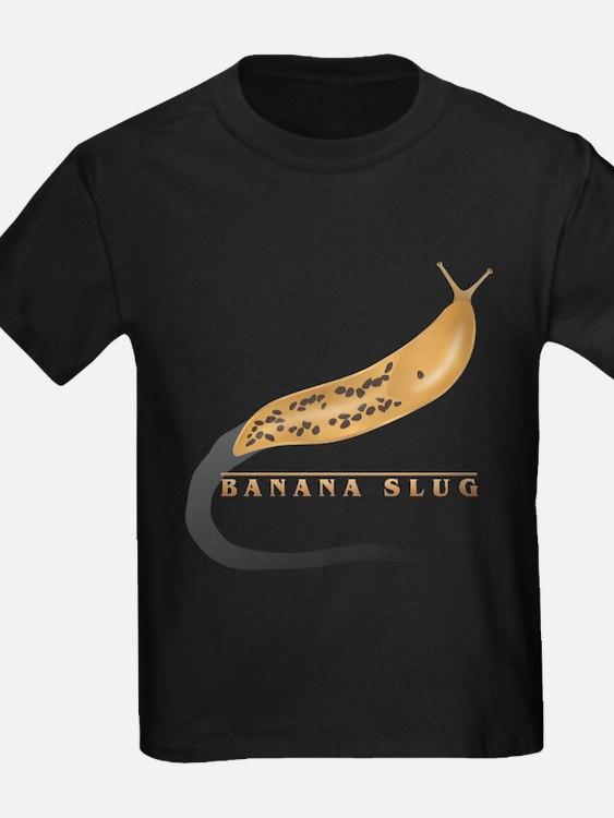 Cute Banana slug T
