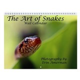 Snakes Wall Calendars
