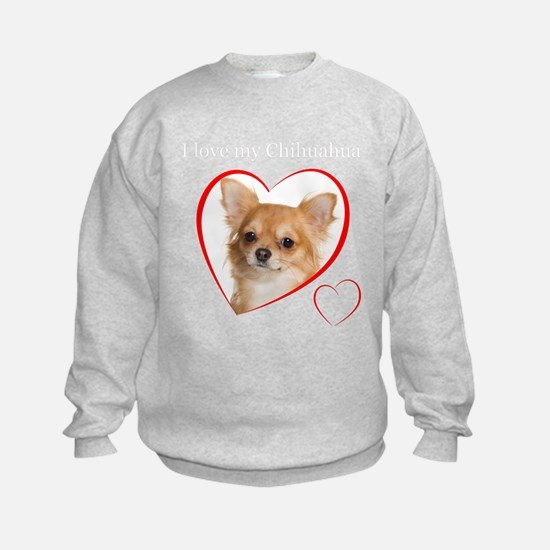 Funny Chihuahua Sweatshirt