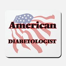 American Diabetologist Mousepad