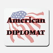 American Diplomat Mousepad