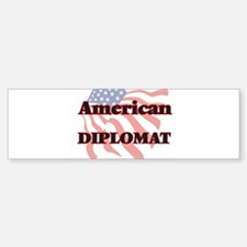 American Diplomat Bumper Bumper Bumper Sticker