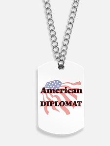 American Diplomat Dog Tags