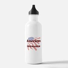American Dishwasher Water Bottle