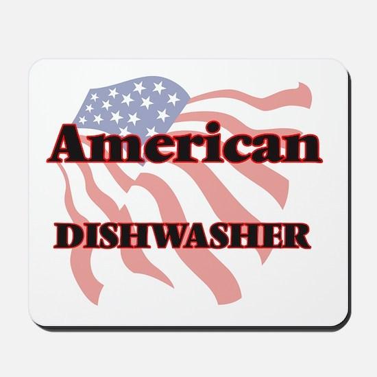 American Dishwasher Mousepad