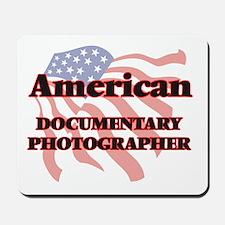 American Documentary Photographer Mousepad