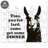 Llama Puzzles