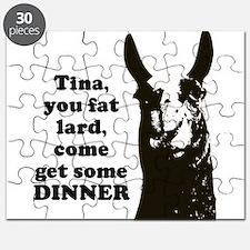 Tina you fat lard... Puzzle