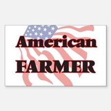 American Farmer Decal
