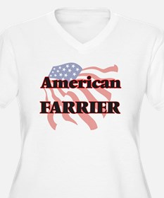 American Farrier Plus Size T-Shirt